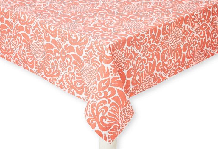 Tablecloth, Gracious Persimmon