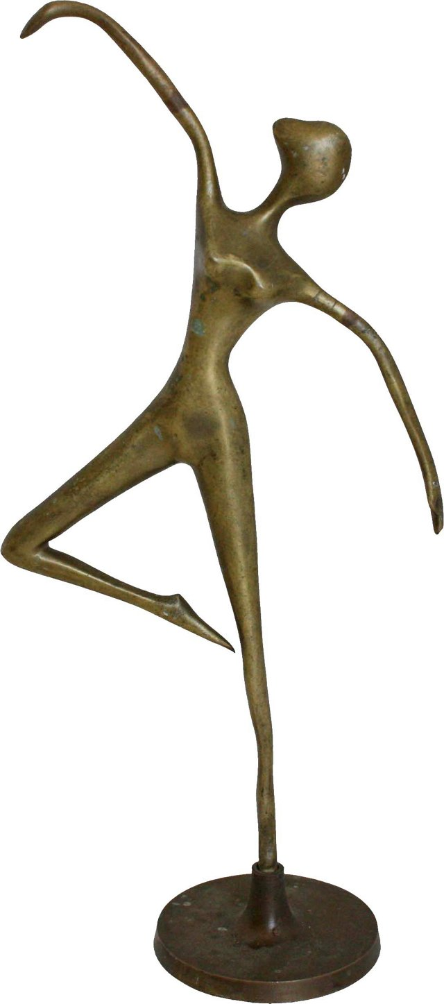 Brass Dancer