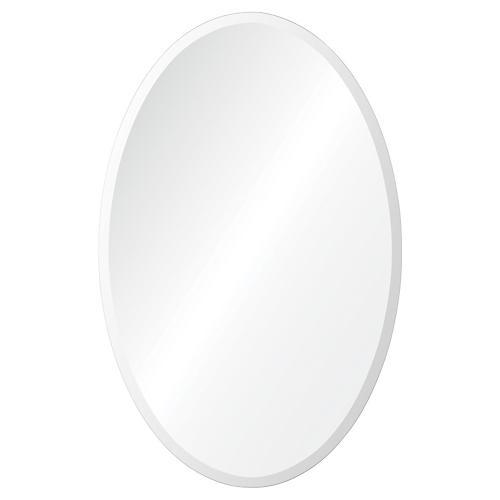 "Frances 18""x28"" Wall Mirror, Glass"