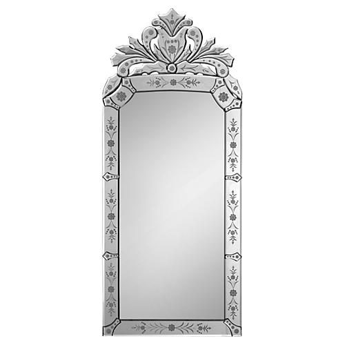 "Martha 19""x43"" Wall Mirror"