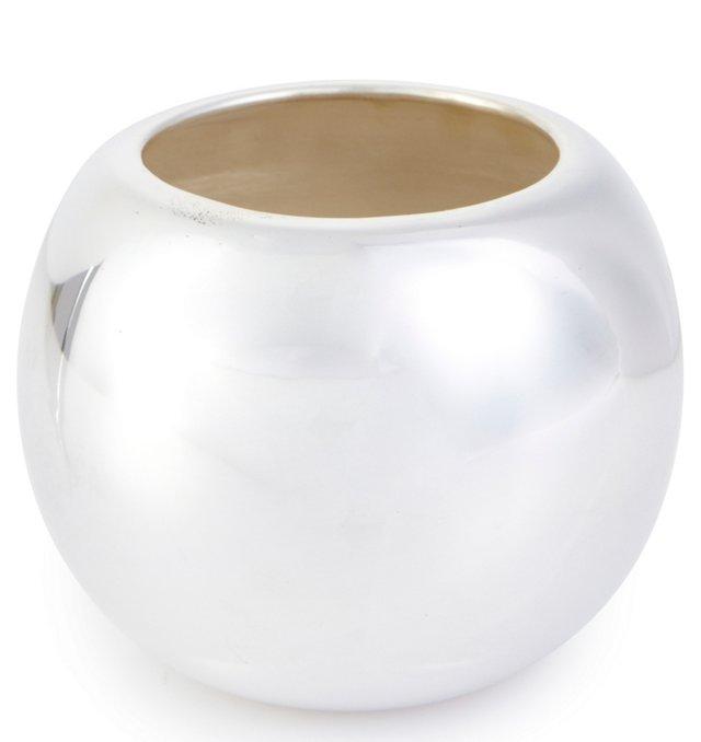 "4"" Moon Vase"