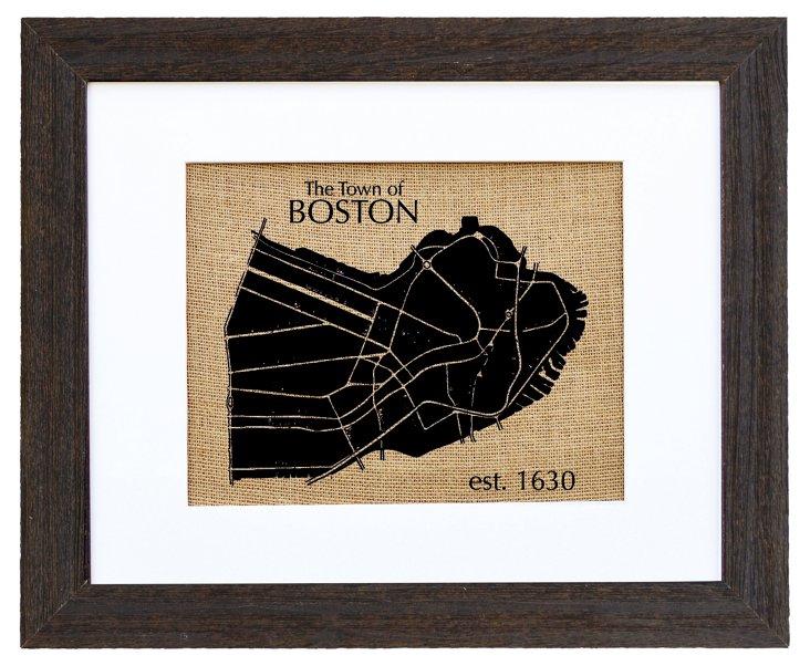 Town of Boston