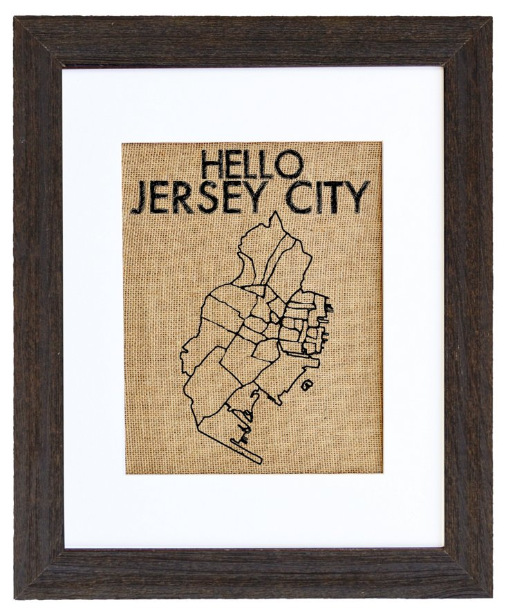 Hello Jersey City