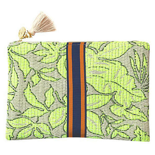 Sophie Pouch, Green/Multi