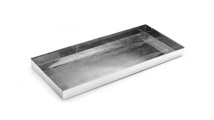 Alligator Steel Boot Tray