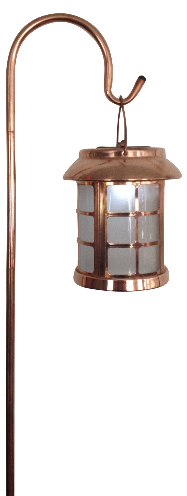 "28"" Country Lantern, Copper"