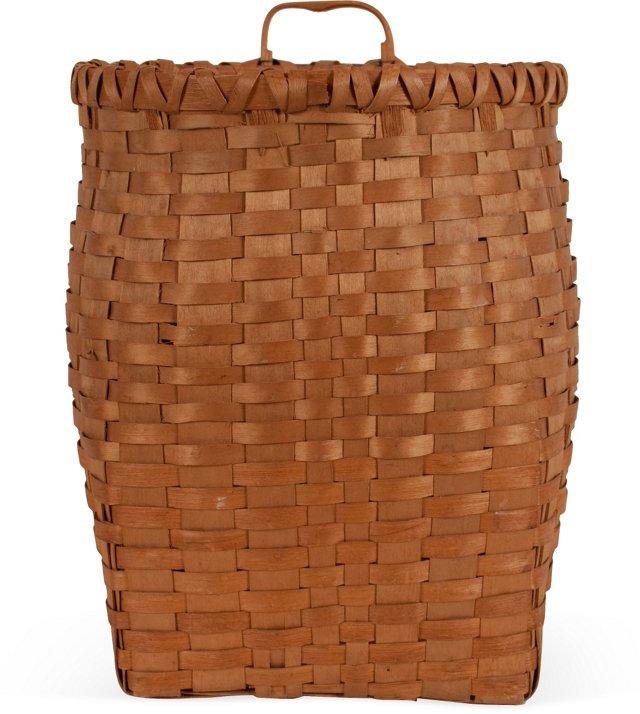 1950s Child's Pack Basket II