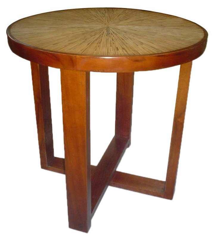 Habitat Sunburst Side Table