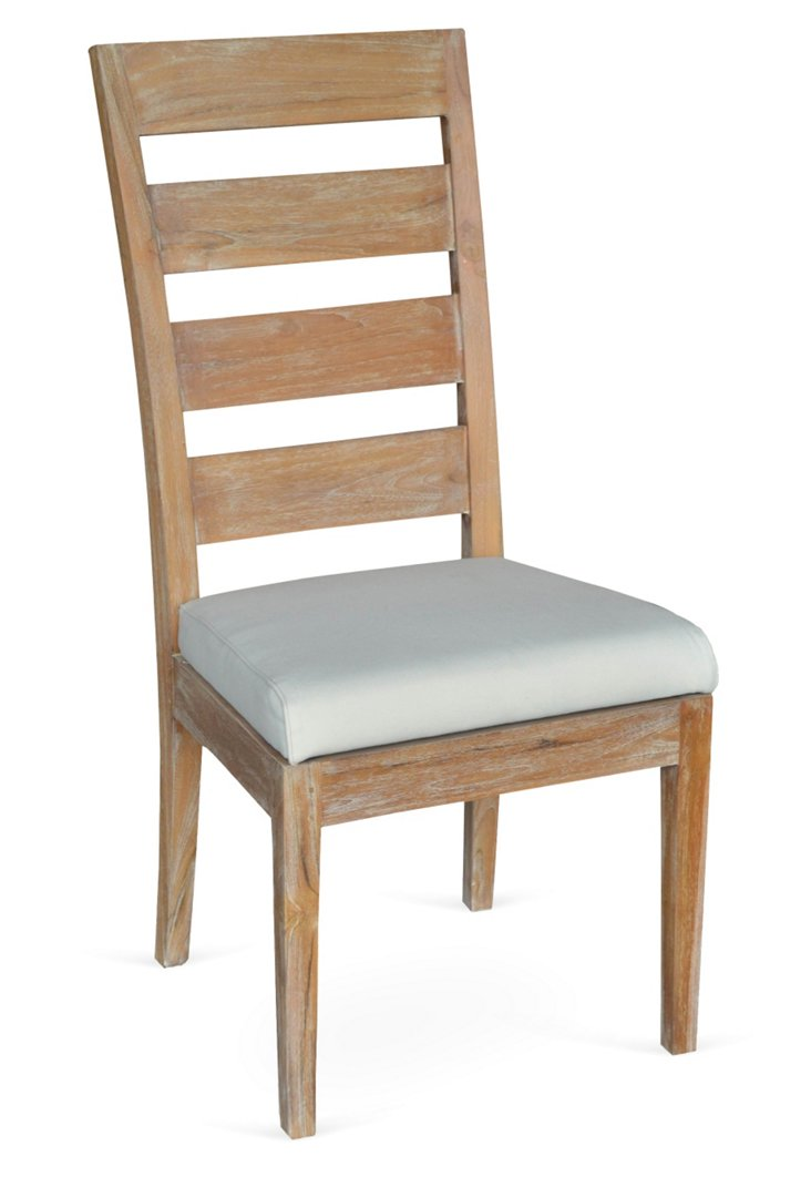 Turner Dining Chair, Almond
