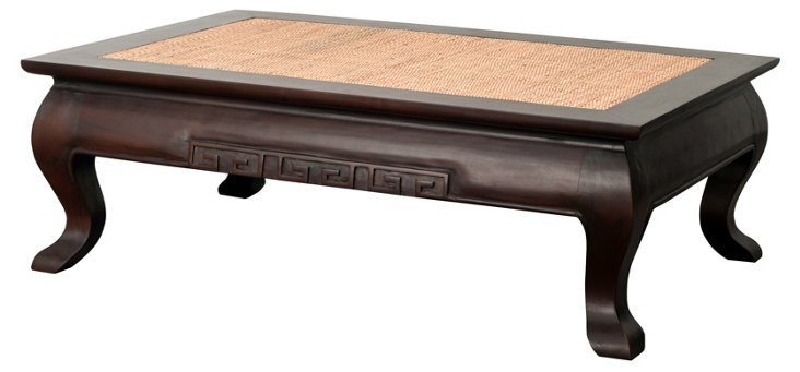 Canton Cocktail Table