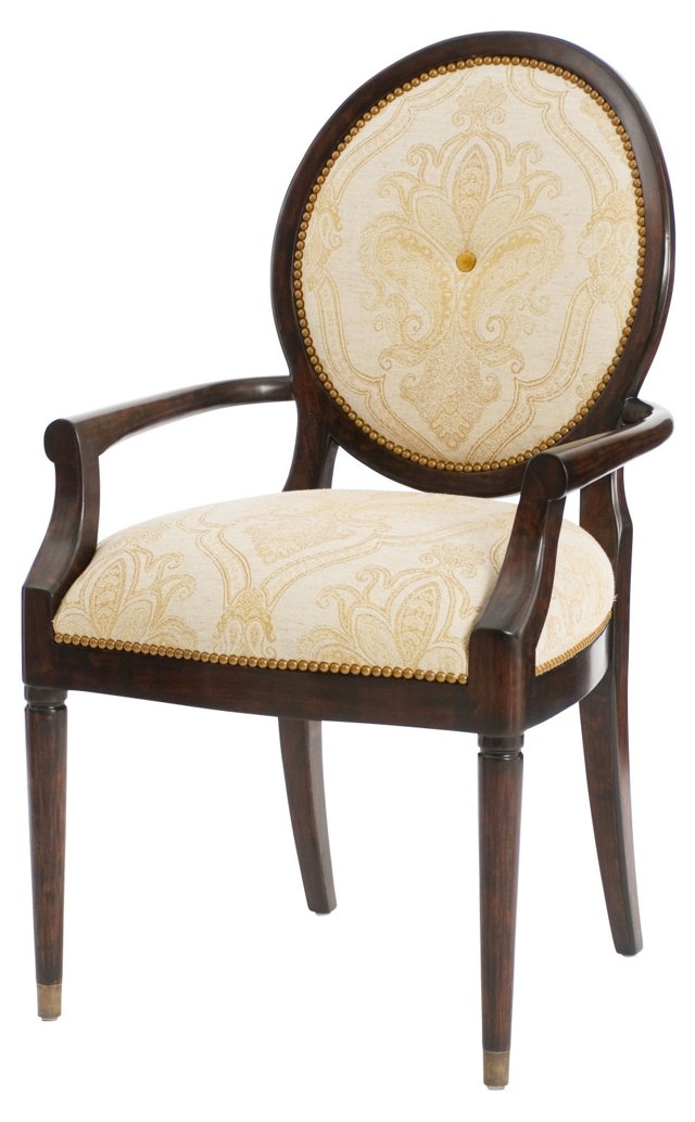 Rutherford Armchair