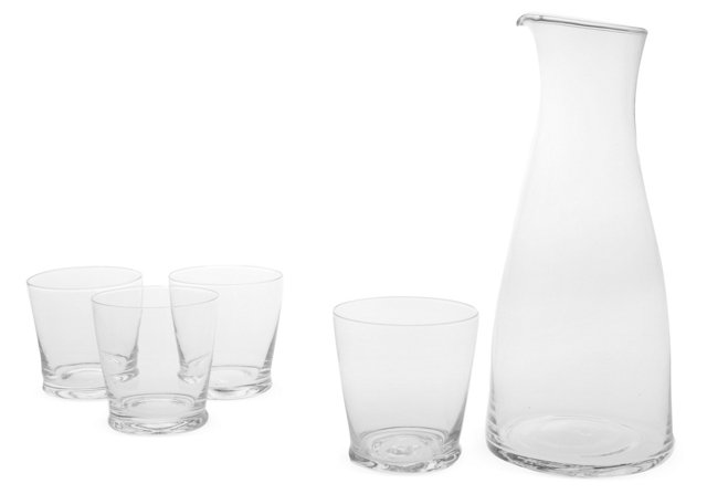 5-Pc Milano Beverage Set