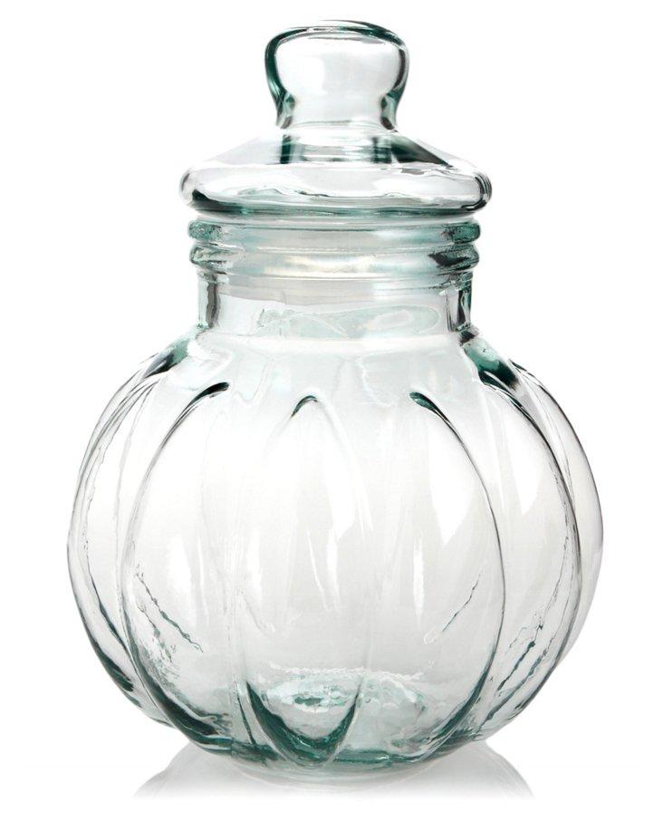 Meloni Jar w/ Glass Top, Extra Large