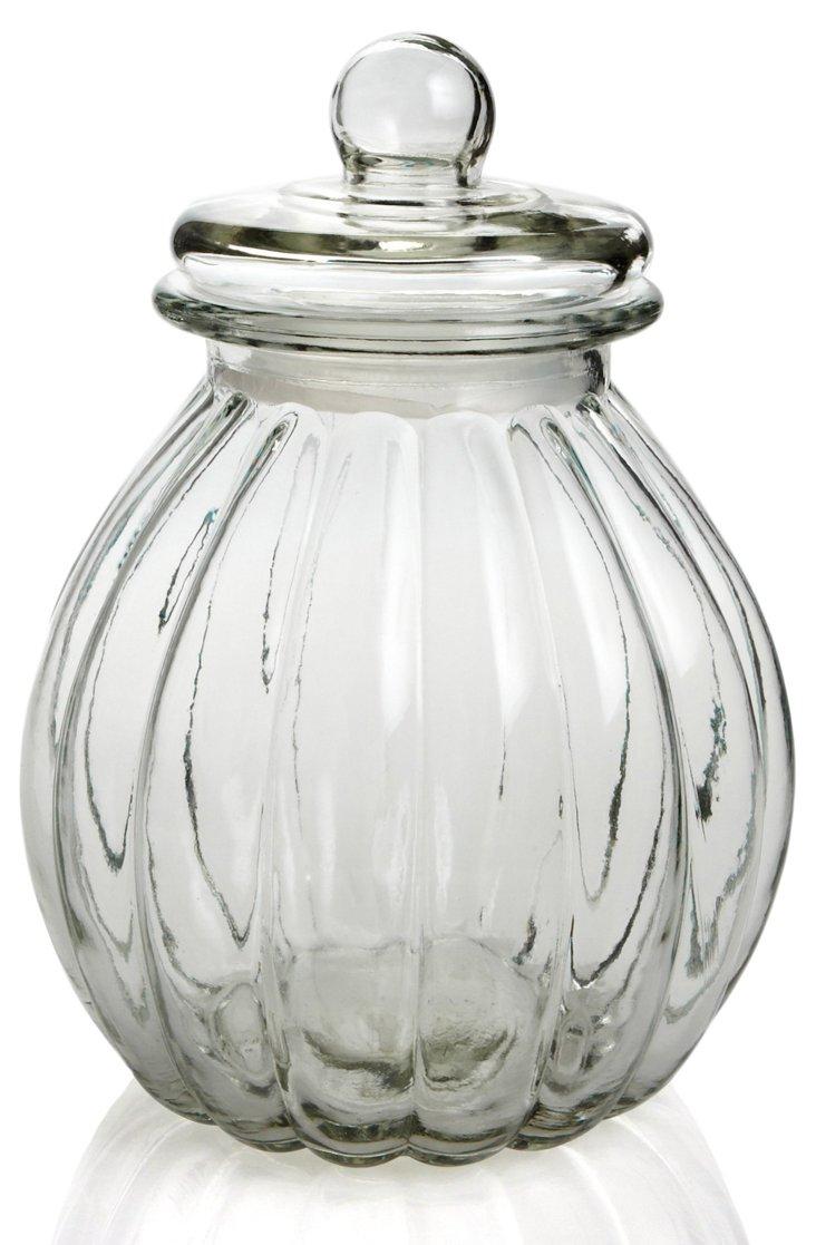 S/2 Onion Jars w/ Lids