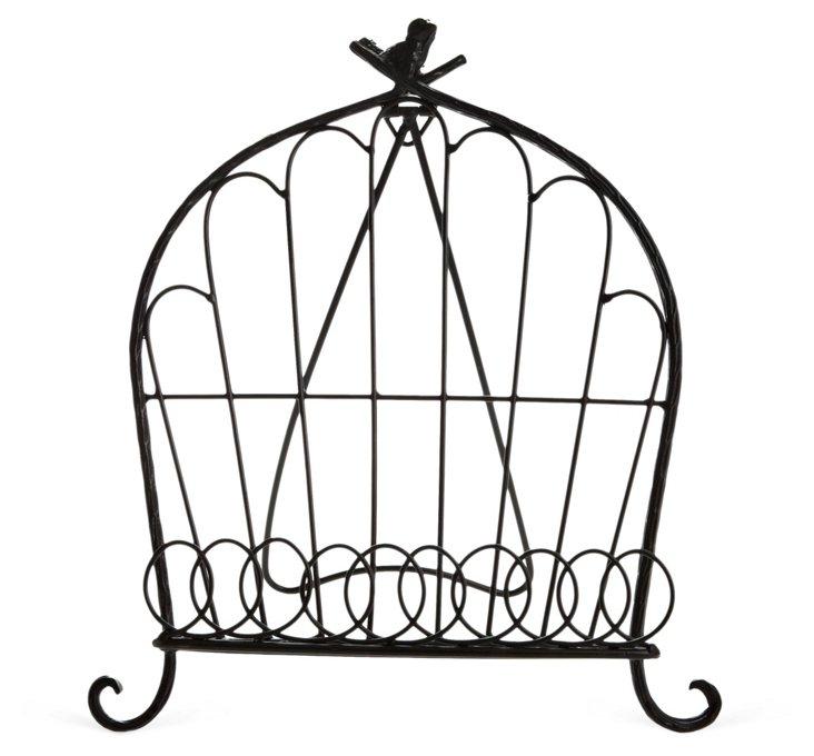 Songbird Cookbook Holder