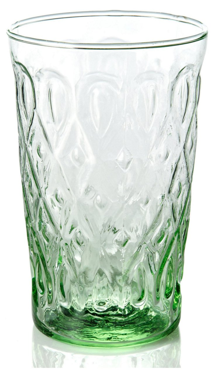 S/6 Serena Highball Glasses DNU, Disc