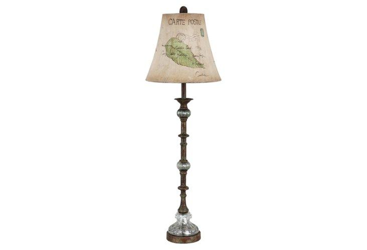 Aspen Buffet Lamp