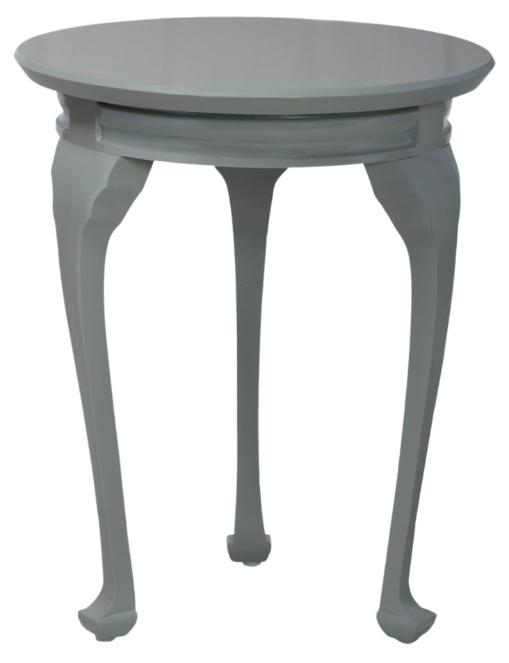 Alden Side Table, Gray