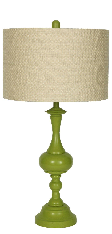 Fabien Table Lamp, Grass Green
