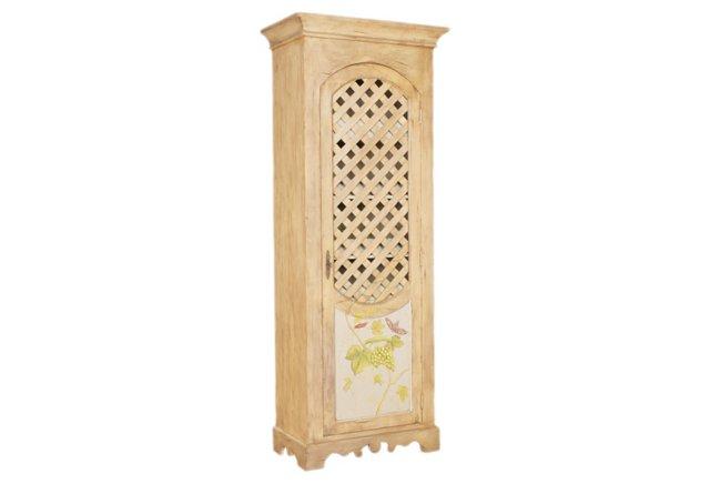 Cottage Wine Cabinet
