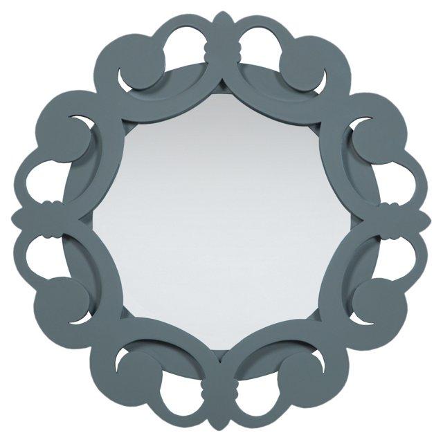 Nina Mirror, Gray