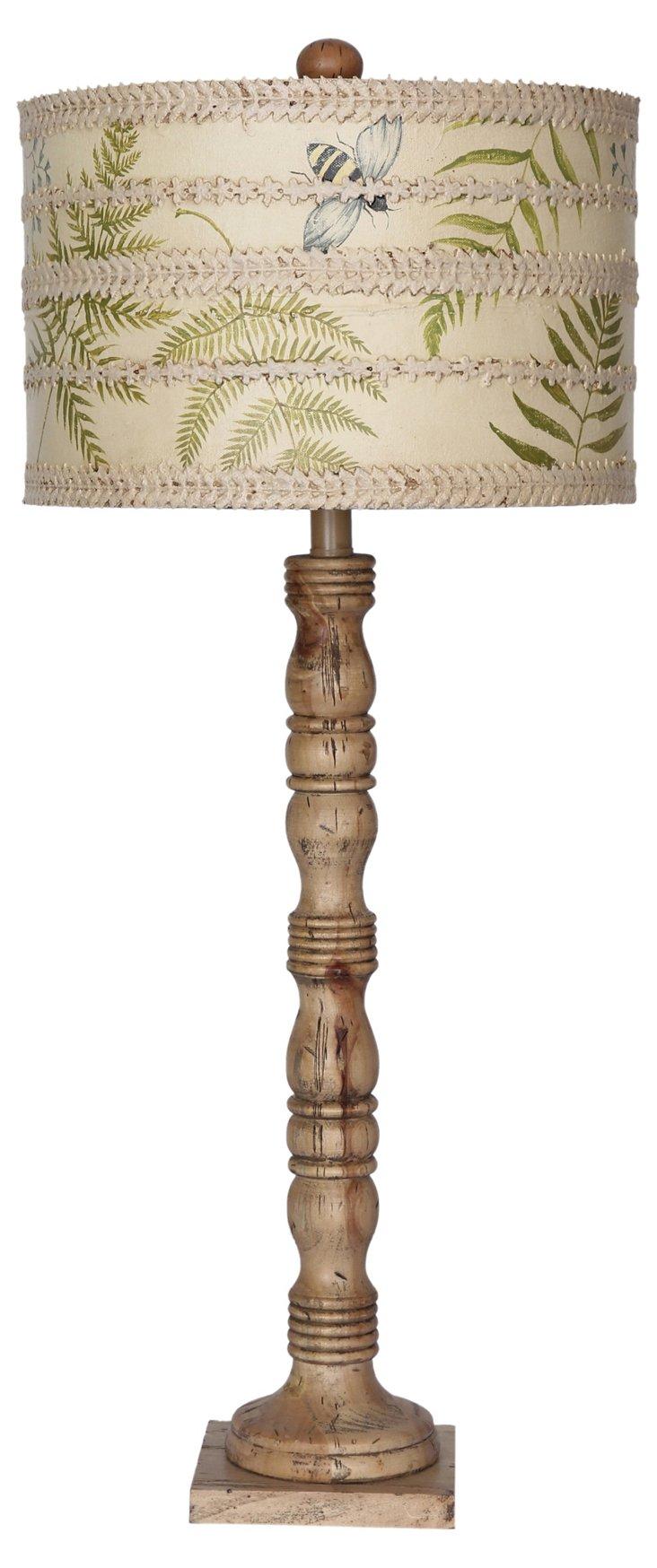 Fern Botanical Lamp