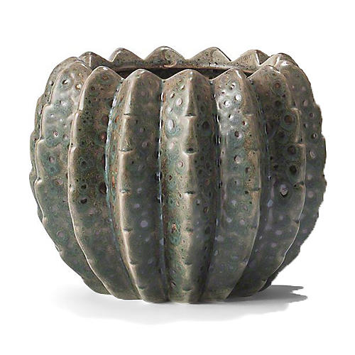 "7"" Dario Prickle Bowl, Green"