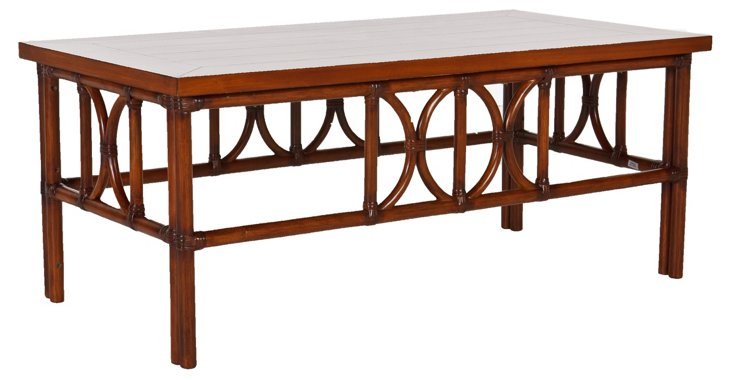 Minka Coffee Table, Walnut