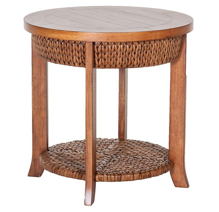 Montauk Round Side Table