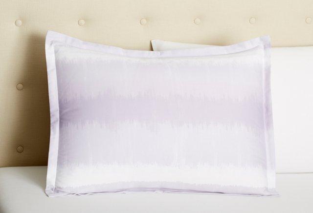 Nurturer Sham, Lavender Aura