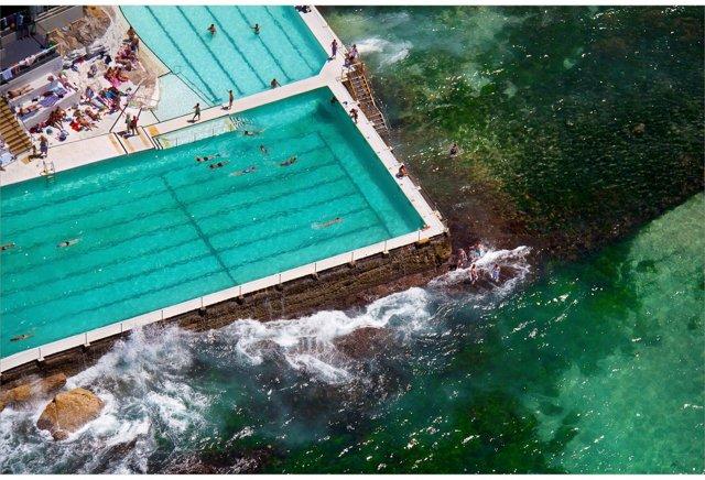Icebergs Pool, Bondi Beach
