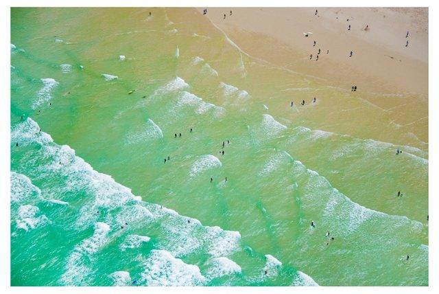 Muizenberg Beach, Cape Town, Oversize