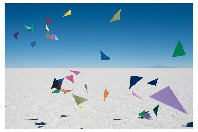 Gray Malin, Triangles