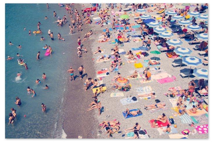 Gray Malin, Amalfi Beach