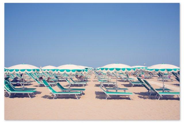 Rivazzura Umbrellas with Tassels