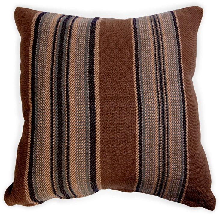 Cotton Pillow, Heron