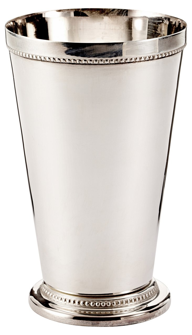 Silver-Plated Julep Vase