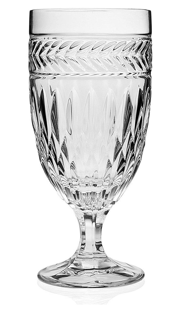 S/4 Symphony Iced Tea Glasses