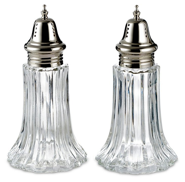 Classic Salt & Pepper Shakers