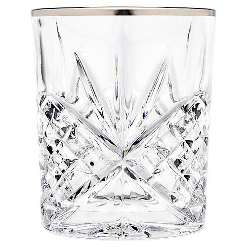 S/4 Dublin DOF Glasses, Platinum