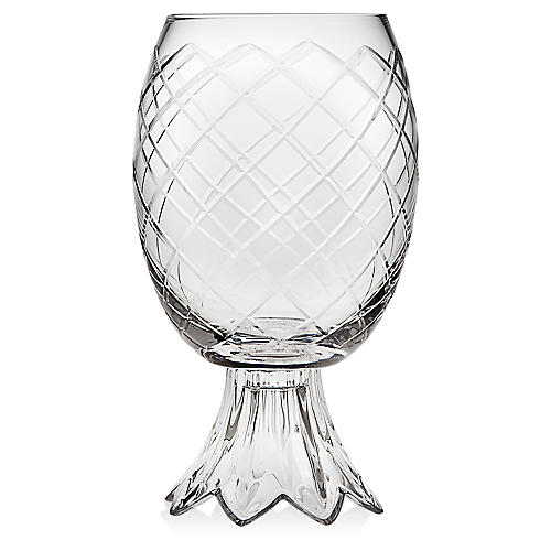 Pineapple Tumbler, Clear