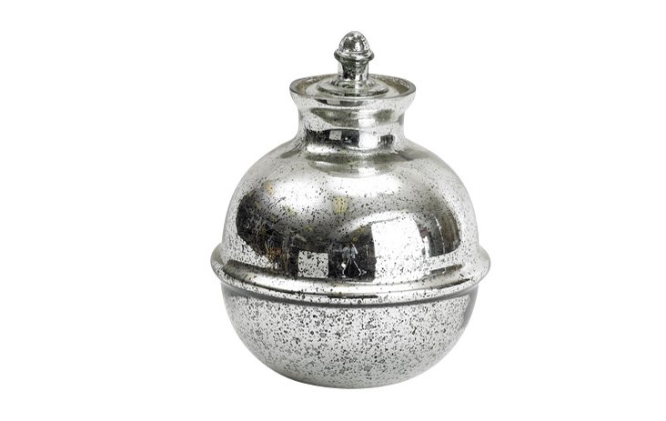 Humpty Etched Jar