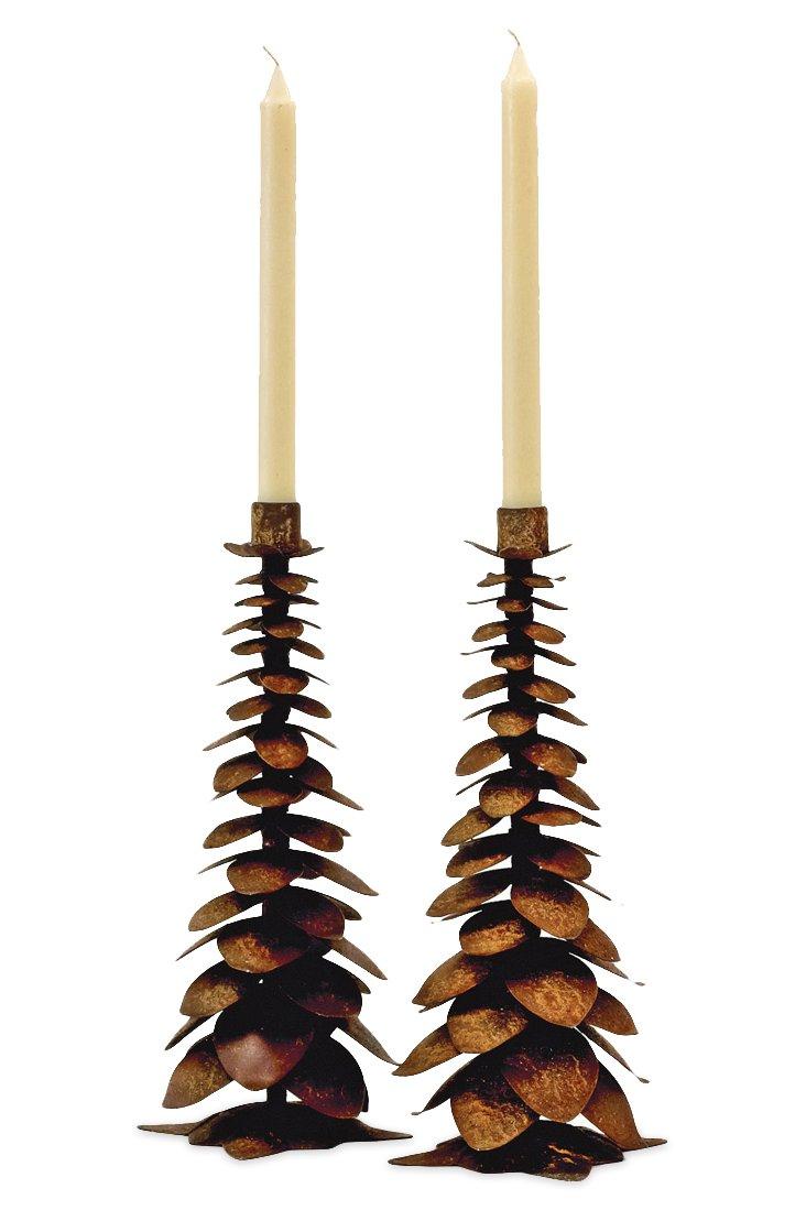 S/2 Vermon Candlesticks