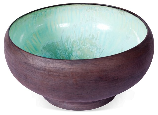 Brown & Blue Constellocean Bowl
