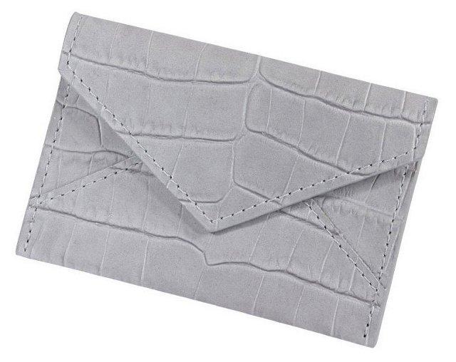 Mini Envelope, Gray