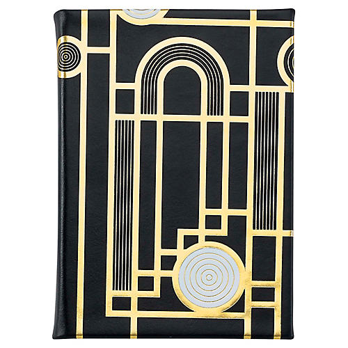 Misael Journal, Black/Gold