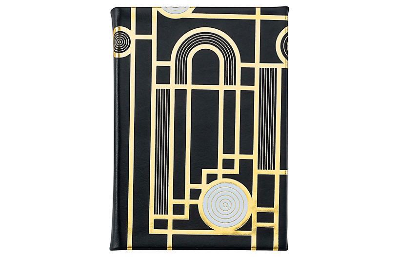 Misael Journal, Black/Gold