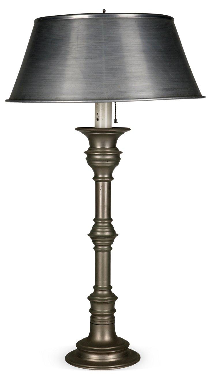 Aluminum Lamp & Shade