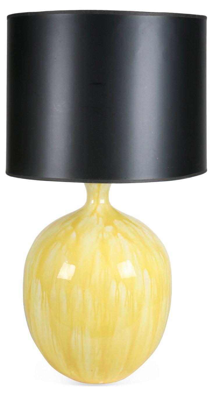 Oversize Gourd Table Lamp