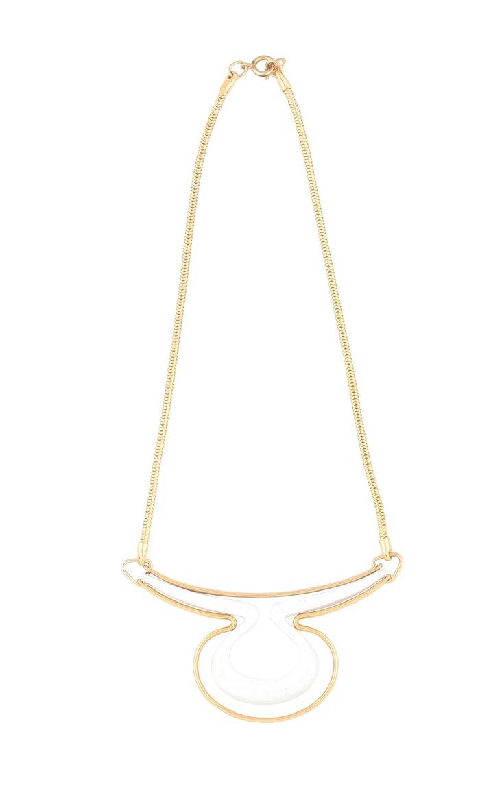Napier Modernist Necklace